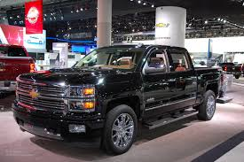 2014 NAIAS Chevy Silverado High Country - Motoring Rumpus
