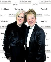 Roberta Rollins and Paula Moore - Buckhead Hairstylists