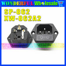 cheap outlet fuse outlet fuse deals on line at alibaba com get quotations · sp 862 xw 862a2 ear ac power outlet 10a 250a