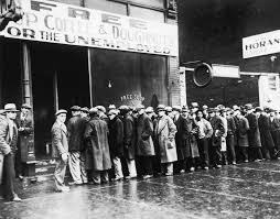 Soup Kitchen Soup Kitchens And Breadlines Pictures The Great Depression
