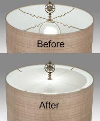 Light Shade Diffuser Acrylic Lamp Shade Diffusers Choice Of 6 Sizes Fabric