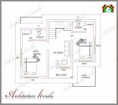house plans below 1000 sq ft kerala inspirational home plans kerala model beautiful house plans below