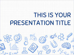 science background for powerpoint free playful powerpoint template or google slides theme with science