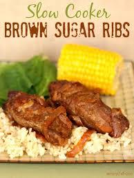 5 ing slow cooker brown sugar