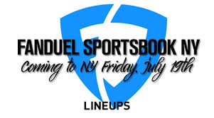 Fanduel Sportsbook Coming To New York Friday July 19