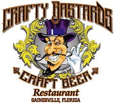 Crafty Crafty Bastards Craft Beer Restaurant Pub