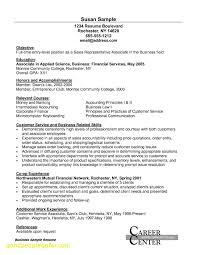 Resume Samples On Customer Service Representative Valid Fresh