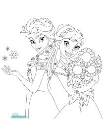 8 Elsa Lineart Anna For Free Download On Ayoqqorg