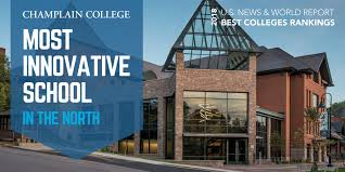 Best Colleges For Interior Designing Beauteous Champlain College On Twitter Way To Go Beavers Champlain Named A