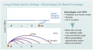 Insulin Preparations Chart Human Insulin Diabetes Education Online