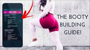 the new booty guide 8 week workout program released