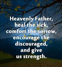 Prayer For The Sick Quotes New Prayer For Healing The Sick Quotes The Random Vibez