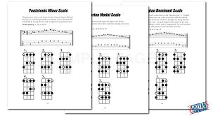 Guitar Arpeggios Chart Pdf Bass Guitar Scales Chords Arpeggios Pdf Download Book