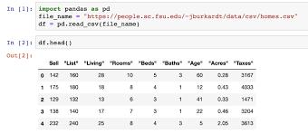 write a pandas dataframe to a csv file