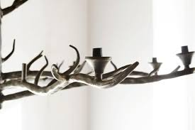tree branch chandelier45