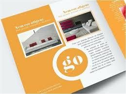 Restaurant Brochure Template Tri Fold Pamphlet Maker Online