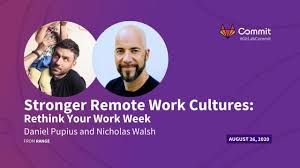 Aaron Rothschild & Paul Rothrock - Build incredible software products with  a Remote DevOps culture - Digital Anarchist