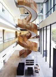 office interior inspiration. Brilliant Office A Delicately Detailed Curving Timber Staircase Of Australian Red Cross  Blood Services Find This Pin And More On Office Interior Inspiration  Inside G