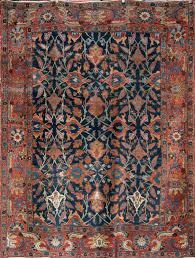 rare antique bakhshayesh heriz rug