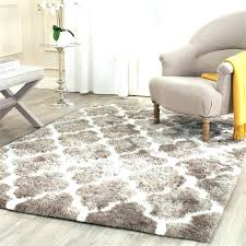 white rug plush area rugs amazing bedroom outstanding white rug intended for large