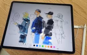 Drawing On Ipad Pro Drawing On The New Ipad Pro Wild Yorkshire