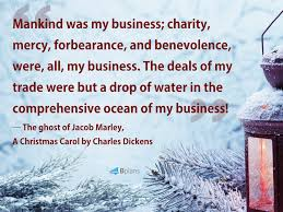 A Christmas Carol Quotes Classy 48 Quotes On The Joy And Importance Of Giving Bplans