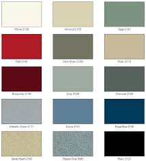 Almond Color Chart Color Chart Bathroom Stall Hardware