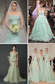 Green And White Wedding Dresses Uk