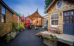 tiny houses portland. Caravan Tiny House Hotel, Portland, Usa Houses Portland A