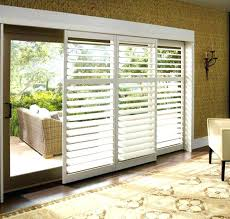 wood sliding glass patio doors sliding glass door blinds blinds excellent faux wood blinds for patio