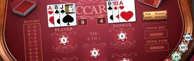 Baccarat Online - From Machines to Live Tables of the Best Card Game