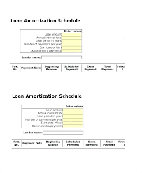 amortization schedule excel template free free loan amortization schedule excel template grnwav co