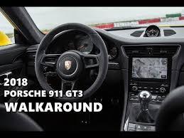2018 porsche interior.  porsche 2018 porsche 911 gt3 walkaround  exterior interior throughout porsche interior