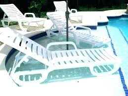 patio chaise lounge chair pool cushions in chairs image p