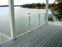 glass decks glass railing for decks glass deck railing systems immense home design ideas interior 8 glass decks