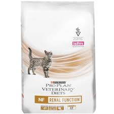 low protein cat food. Purina Veterinary Diets Feline Renal Fucntion NF Cat Food. \u2039 Low Protein Food N