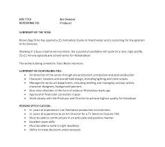 Design Director Job Creative Director Cover Letter Art Cover Letter ...