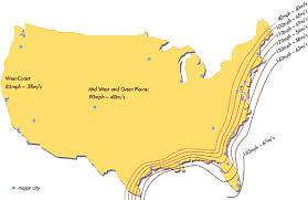 Wind Load Chart Gulf Coast Shutters Wind Load Charts For United States