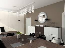 modern interior office stock. Download 3D Render Modern Interior Of Office Stock Illustration - Fashionable, Building: O