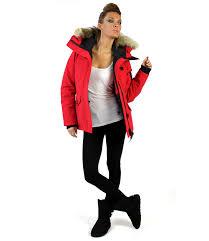 Canada Goose Montebello Cg55 Parka Womens