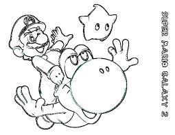 Mario Coloring Pages Bowser Printable Super Land Characters Jr
