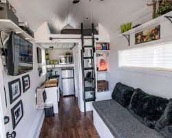 tiny living furniture. View In Gallery Tiny House Optimezed Interior Living Furniture
