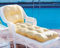 sunbrella fabric wicker chaise lounge cushion sunbrella fabric wicker chaise lounge cushion