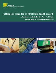 Nysdocs Salary Chart Pdf Setting The Stage For An Electronic Health Record A