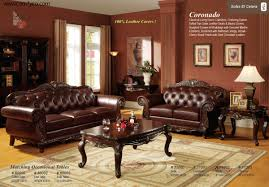 Leather Living Room Furniture In The Latest Style Of Drop Dead Design Ideas  From Living Room 13