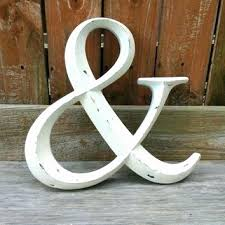 ampersand home decor luxury ampersand sign print typography unique custom wall art home decor