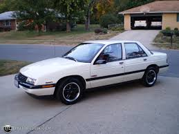 All Chevy chevy corsica : 1990 Chevrolet Corsica LT id 22686