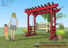 Small Picture Best 25 Arbor Swing Ideas On Pinterestllll free garden arbor plans