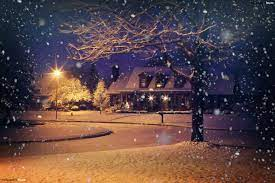Winter Evening Wallpapers - Top Free ...
