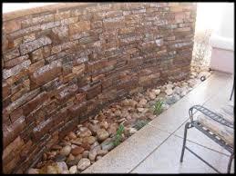 stone wall fountains wall fountain